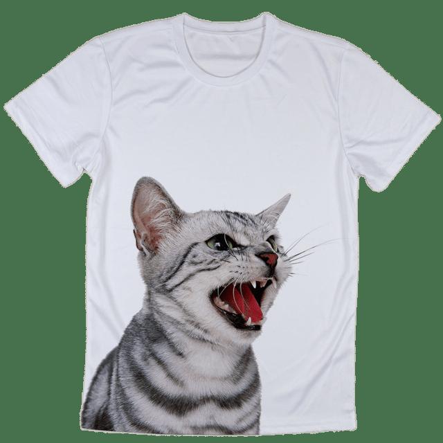 a5afcb5e Summer Fashion Funny Cat T shirts | Kitty Cat